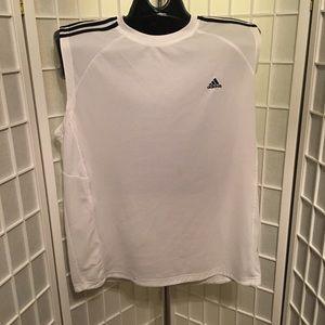 Adidas Mens Sleeveless Tank Size XL Shirt